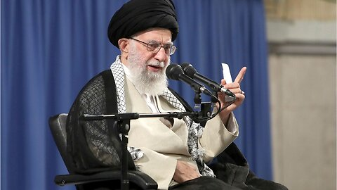 Khamenei: Nation will not retreat in face of U.S. sanctions, 'insults'