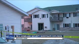 Beaver Dam apartments still on lock down after explosion - Video