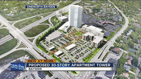 Bayside residents oppose 30-story apartment tower