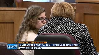 Jury to mull defendant's mental health in Slender Man attack - Video