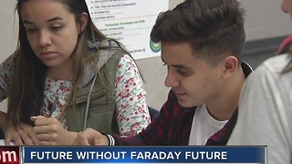 High school students gearing up for high-tech jobs - Video