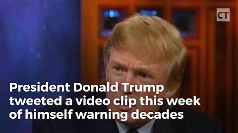 Video Shows Trump Was Right on NK 20 Years Ago