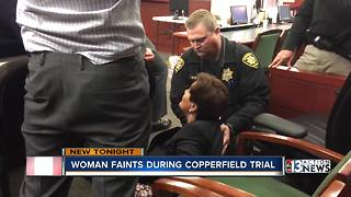 Jury sides with David Copperfield during trial - Video