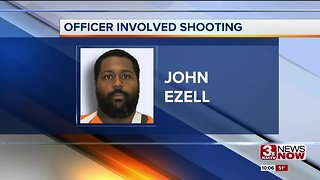 Man accused of shooting OPD officer booked Wednesday