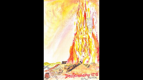 Deuteronomy 12:1-7 (The Place Where the Lord Your God Chooses, Part I)