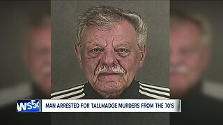 75-year-old man arrested for 2 cold case murders from the 1970s in Tallmadge