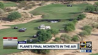 911 calls detail plane's final moments before Mesa crash - Video