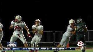HIGHLIGHTS: Lawrence Central 14, Center Grove 10 - Video