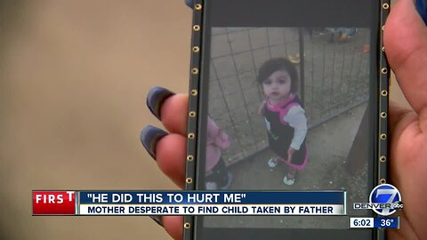 "Aurora mother: ""I just want my daughter back"""
