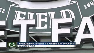 Packers first preseason game - Video