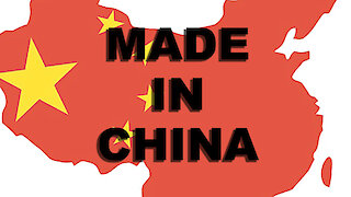 Never buying 'Made in China' Again!