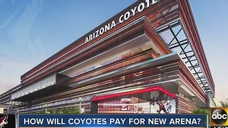 How will the Arizona Coyotes pay for the new arena? - Video