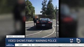Body-Camera video shows parents asking for help hours before deadly crash