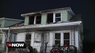 2-year-old boy dies in house fire on Detroit's east side - Video