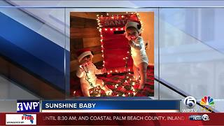 Sunshine Baby 12/9/17 - Video