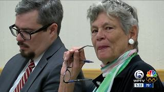 Business seeks $4M from former Martin Co. Commissioner Maggy Hurchalla - Video