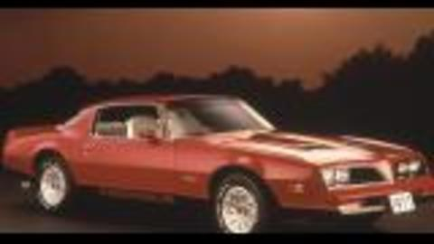 Fast Facts on the Classic Pontiac Trans Am | Alt_Driver
