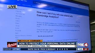 How to protect your personal data online - Video