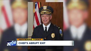 Akron Mayor Dan Horrigan requests, receives resignation of Akron Police Chief - Video