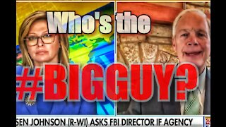 Senator Ron Johnson Exposes Who Is The BIGGUY to Maria Bartiromo on Fox News Sunday Morning Futures