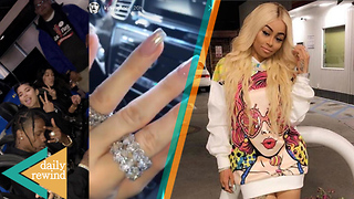 Kylie Jenner ENGAGED?! Blac Chyna PREGNANT?! | DR - Video