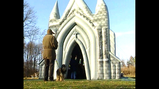 German Inflatable Church - Video