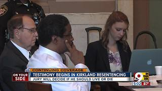 Prosecutor calls Kirkland 'vicious serial killer' - Video