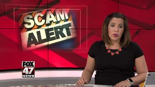 Fire department warns of phone scam - Video