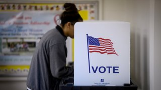 Young Voters Had A Historic Turnout At The Polls, Study Finds