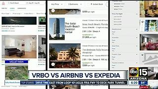 Vrbo vs. Airbnb vs. Expedia: What's the best deal? - Video