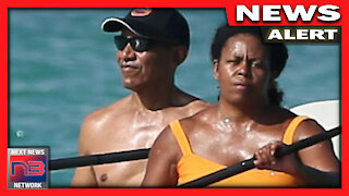 WOW: These Pics of the Obama's Kayaking is EVERYTHING You Needed to See Today