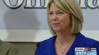Mayor Jean Stothert announces her reelection campaign - Video