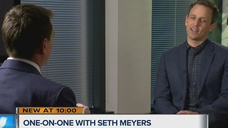 One-on-One with Seth Meyers - Video