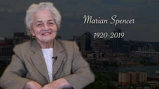 Marian Spencer: A Cincinnati civil rights icon remembered