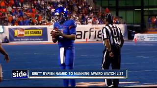 Rypien named to the Manning Award Watch List - Video