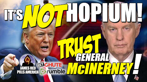 "IT'S NOT HOPIUM!"" NatSec Expert Mary Fanning's Latest EPIC Interview: Trust Genl McInerney's Intel!"