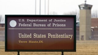 Justice Department Appealing Judge's Delay Of Federal Execution
