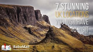 7 Stunning UK Locations You Just Have to Visit - Video