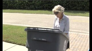 Trash issues for homeowners