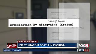 Florida mom speaks about son's fatal herb overdose