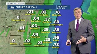 Flood Watch in effect for parts of southeast Wisconsin