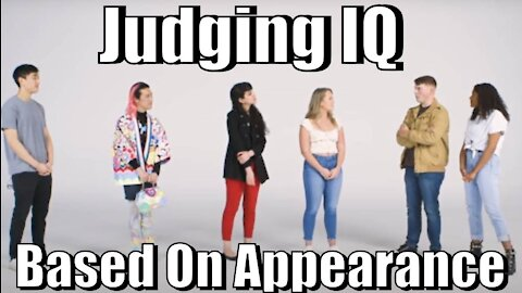 Judging IQ by Appearance