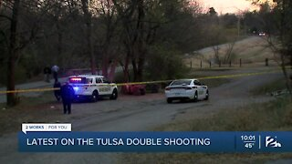 Latest on double shooting in Turley