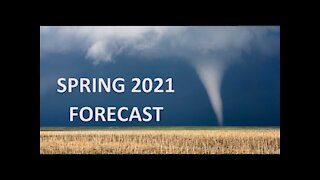 Severe Weather Forecast 2021