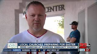 Local churches preparing for Easter