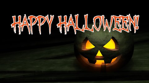 Have A Spooky October This Halloween!