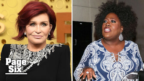 "New report is claiming that ""The Talk's"" Sharon Osbourne used racist and homophobic slurs against her co-hosts"