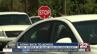 Delano Joint Union High School District Back2School - Video