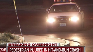 Woman rushed to the hospital after being hit by car