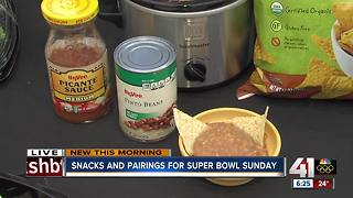 Healthier Super Bowl Sunday snack options